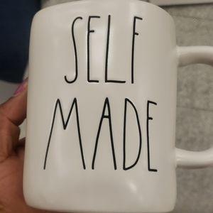 """Rae Dunn """"Self Made"""" mug"""